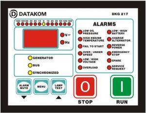 برد دیزل ژنراتور دیتاکام 217_DATA