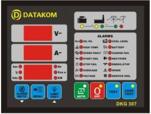 برد دیزل ژنراتور دیتاکام 307_DATA