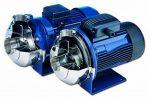 مشخصات الکتروپمپ های لوارا LOWARA صنعتی