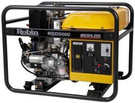 فروش موتور برق روبین دیزلی