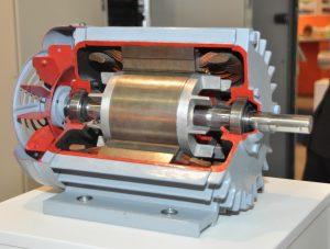 موتور برق و انواع آن