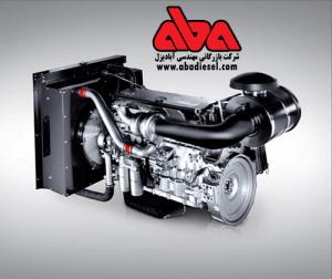 موتورهای دیزل فیات (FPT) ساخت ایتالیا سری CURSOR