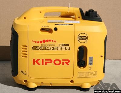 موتور برق بنزینی IG2000P کیپور
