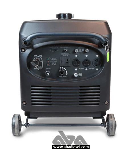 تصاویر موتور برق بنزینی IG3000P