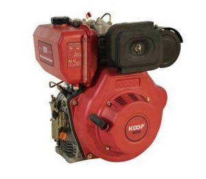 موتور تک دیزلی کوپ