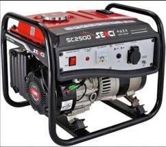 موتور برق بنزینی سنسی ( senci )