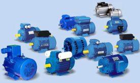 مشخصات الکتروموتور های STREAM صنعتی